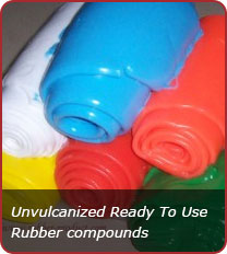 Unvulcanized Ready To Use Rubber compounds