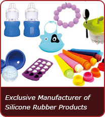 Exclusive Manufacturer of Silicone Rubber Products