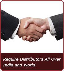 Require Distributors All Over India and World