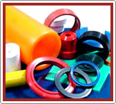 Rubber moulding products